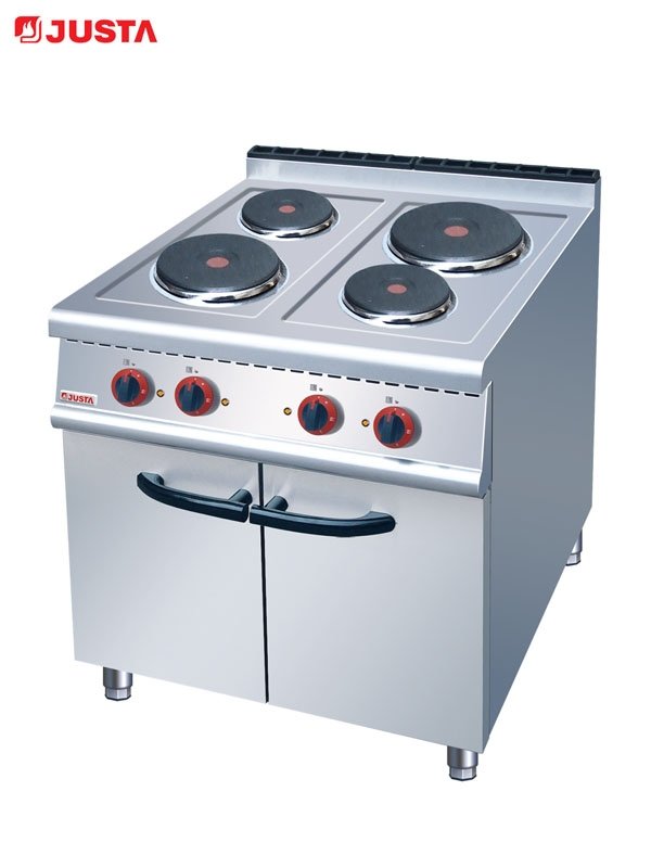 Commercial Gas Range,