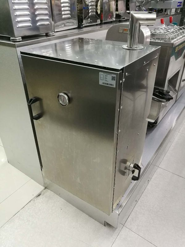 1.0kw Food Processing Equipments / Meat Smoking Machine ~220 - 240V 50 / 60Hz Temp 0 ~ 135°C