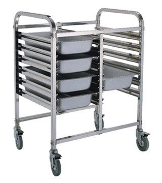 Single or Double Column Stainless Steel Catering Equipment Assembled 1/1 Full Size