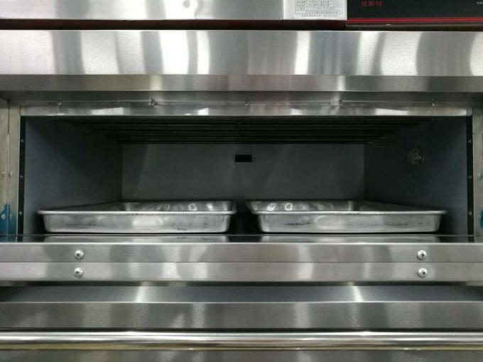 1 Deck Far Infrared Electric Baking Ovens Stainless
