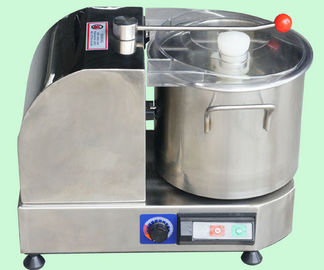 China Economic Vegetable Chopper Industrial Food Processing Equipment 100KG / H supplier