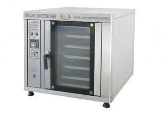 China RCO-5 Hot Air Circulation Oven / Electric Baking Ovens With Stainless Steel Body supplier