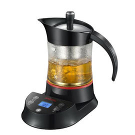China Glass Boiler Electric Kettle Milk / Tea / Coffee Maker Restaurant Supply Equipment supplier