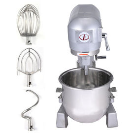 China 20L / 5KG Planetary Dough Mixer Egg Beater 3-Mixing Accessories Food Processing Equipments supplier
