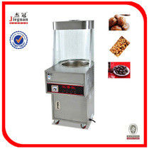 China Silver Color Countertop Chestnut Roaster  Commercial Professional Kitchen Equipment supplier