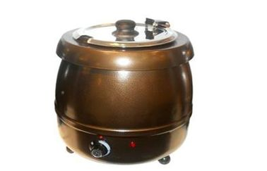 China Commercial Black Soup Kettle supplier