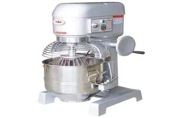 China Silver Food Processing Equipments For Baking Shop , Hydraulic Commercial Food Mixer supplier