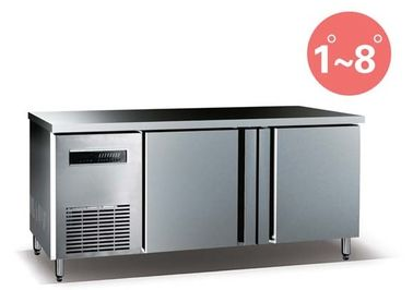 China Energy Efficient Commercial Refrigerator Freezer TG380W2 , Under-Counter Chiller supplier