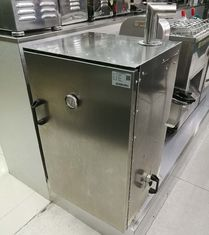 China 1.0kw Food Processing Equipments / Meat Smoking Machine ~220 - 240V 50 / 60Hz Temp 0 ~ 135°C supplier