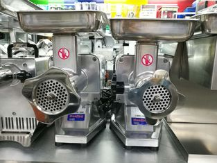 China Aluminium Alloy Meat Grinder Mincer Food Processing Equipments CE RoHS Approve supplier