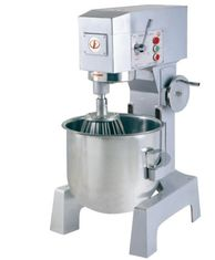China 40L / 12KG Planetary Mixing Machine Dough Maker Egg Beater Food Processing Equipments supplier