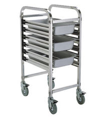 China Single or Double Column Stainless Steel Catering Equipment Assembled 1/1 Full Size supplier