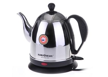 China 1500W Room Service Equipments , 1.5 Liter 304 Austenitic  Stainless Steel Electric Kettle supplier