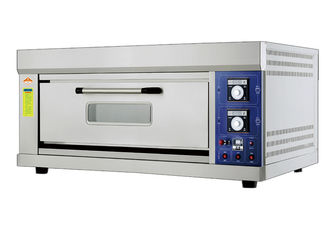 China Mechanical Gas Oven For Baking With Timing Control Adjustable Temperature 20 ~ 400°C supplier