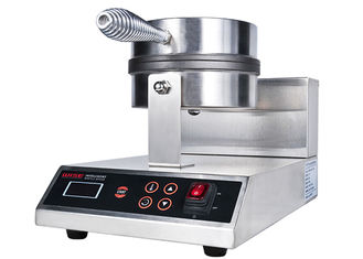 China Teflon - Coating Thin Iron Intellient Digital Electric Waffle Maker No Rotation 1kW supplier