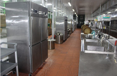 China Royal 4 - Star Hotel Commercial Kitchen Equipments / Professional Cooking Equipment supplier