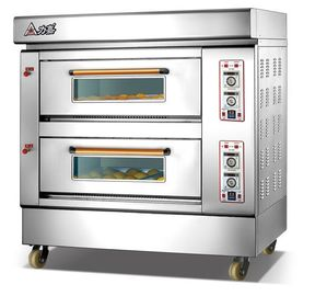 China One Deck Two Tray Digital Smart Electric Baking Ovens / Industrial Baking Equipment supplier