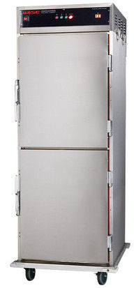 sc 1 st  Commercial Kitchen Equipments & 1.8KW Standing Food Warmer Cart Double Doors Holding Cabinet 50℃ - 99℃