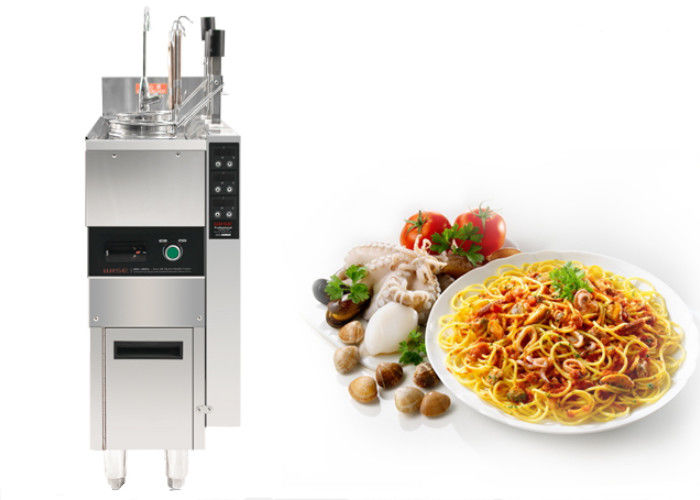 Electric Standing Auto Lift Up Noodle Boiler / Commercial Kitchen ...
