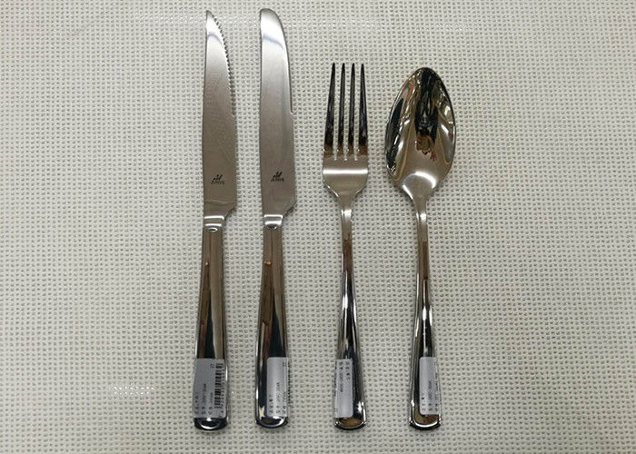Stainless Steel 304 Flatware Sets Of 20 Pieces Steak