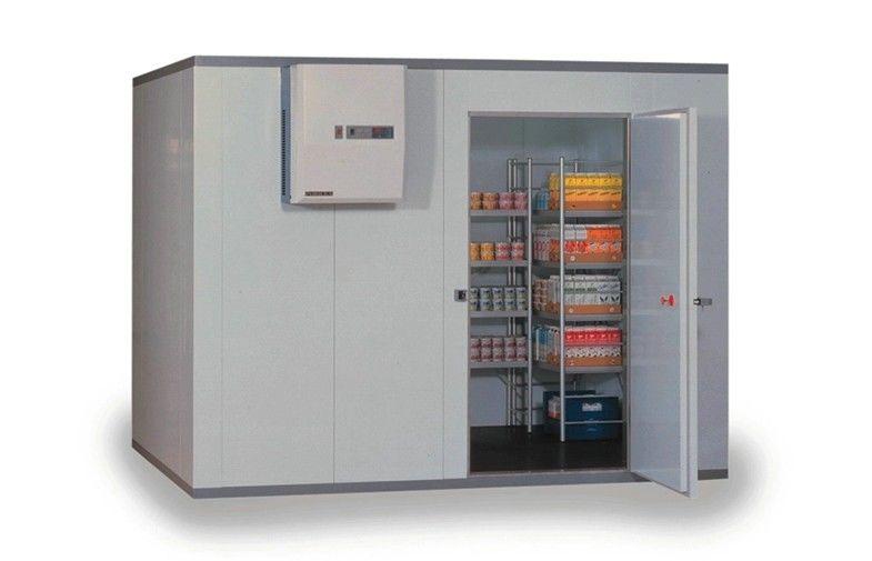 How To Make Mobile Freezer Room