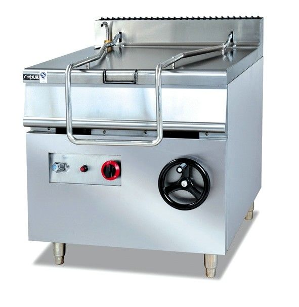 Restaurant Kitchen Equipment ZH-RS 80L Electric Tilting Pan Sauce ...