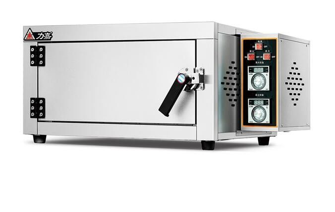 9KW Mini Electric Baking Ovens , Commercial Fish Bakery Oven Equipment