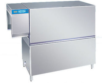 Commercial Electric Conveyor Dishwasher 1 Tank With Single Rinsing Cycle
