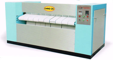 China Automatic Flatwork Ironer With Stainless Steel Roller Hotel Laundry Machines distributor