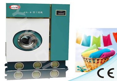 China Automatic Dry Cleaning Machine Hotel Laundry Machines 10kg Washing Capacity distributor