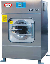 China 25KG Automatic Washer Extractor Hotel Laundry Machines 1250*1200*1550mm distributor
