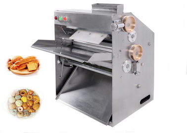 Stainless Steel Pizza Dough Pressing Machine 	Food Processing Equipments 220v 400W