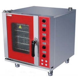 China JUSTA Electric 5-Layer Baking Ovens Mechanical Control Auto Spraying Function distributor