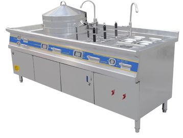 China Multi-function Electric Combination Furnace Commercial Kitchen Equipments distributor