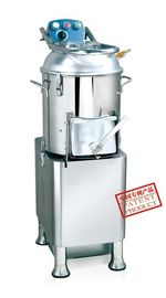 Food Processing Equipments Patato Peeler Machine With Capacity of 165kg/h
