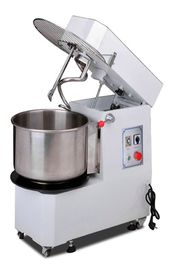 China Commercial Heads-Up Spiral Mixer / Dough Mixer factory