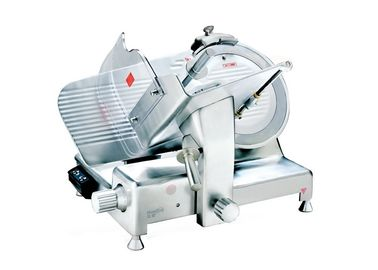 Electric Meat Slicer Food Processing Equipments Blade Dia.350mm Aluminum Magnesium Alloy Material