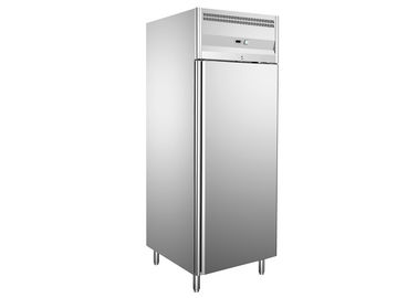 Single Door Gastronorm Chiller Commercial Refrigerator Freezer Imported Embraco Compressor Air Cooled System