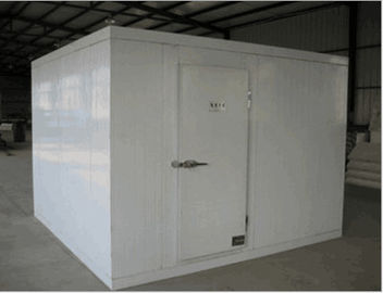 Walk - in Cold Room Commercial Refrigerator Freezer Double Sided Polyurethane Thermal Insulation Board