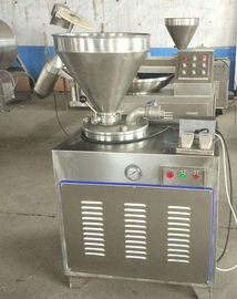 50Hz Food Processing Machinery Stainless Steel Hydraulic Stuffer Sausage Maker