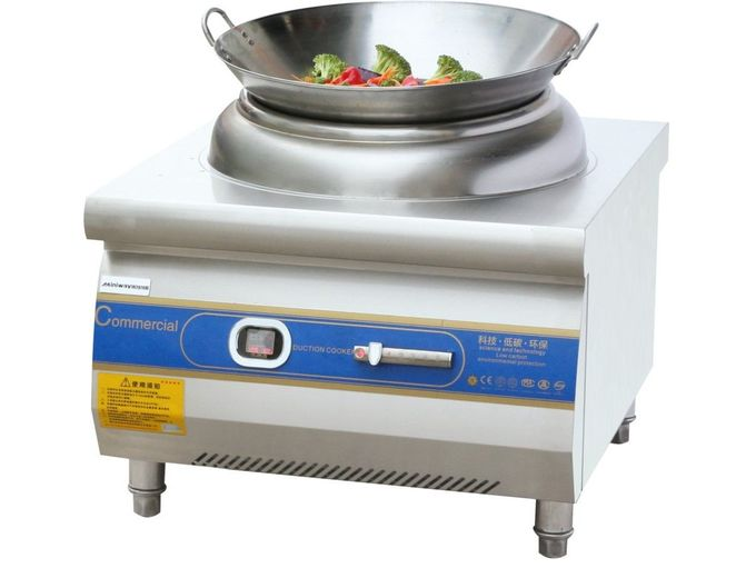 Counter Top Single Head  Electric Stove Burner Cooking Range Fast Food Cooker