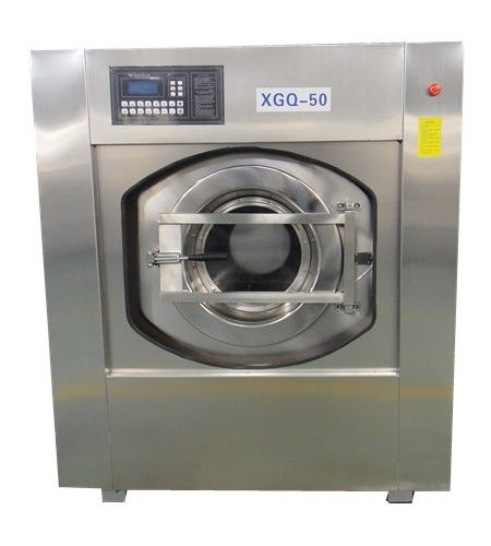 Clothes Washer Extractor Hotel Laundry Machines / Equipment  50kg/time With CE Approved