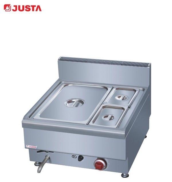 Electric Bain Marie Western Kitchen Equipment Counter-top Food Warmer