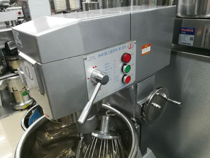 40L / 12KG Planetary Mixing Machine Dough Maker Egg Beater Food Processing Equipments
